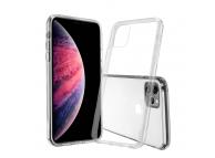 Husa TPU Nevox pentru Apple iPhone 12 mini, StyleShell FLEXSHOCK, Transparenta