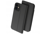 Husa Poliuretan - TPU Nevox VARIO SERIES pentru Apple iPhone 12 mini, Gri