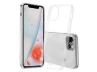 Husa TPU Nevox pentru Apple iPhone 12 Pro Max, StyleShell Flex, Transparenta, Blister