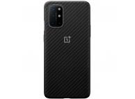 Husa  OnePlus 8T, Karbon, Neagra 5431100179