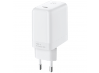 Incarcator Retea USB OnePlus, 1 X USB, 65W, Alb, Blister 5481100042