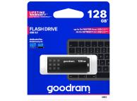 Memorie Externa GoodRam UME3, 128Gb, USB 3.0, Neagra, Blister SMC0185