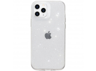 Husa TPU ESR Shimmer pentru Apple iPhone 12 / Apple iPhone 12 Pro, Transparenta, Blister