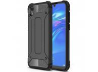 Husa TPU Forcell Tough Armor pentru Samsung Galaxy A21s, Neagra, Bulk