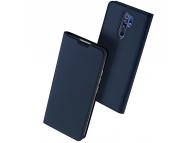 Husa Poliuretan DUX DUCIS Skin Pro pentru Xiaomi Redmi 9, Bleumarin