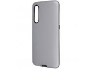 Husa TPU OEM Defender Smooth pentru Samsung Galaxy A20e, Argintie, Bulk