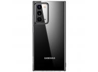 Husa TPU Usams Primary pentru Samsung Galaxy Note 20 N980, US-BH597, Transparenta, Blister NOTE20YS01