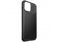 Husa TPU UNIQ Hexa pentru Apple iPhone 12 mini, Neagra