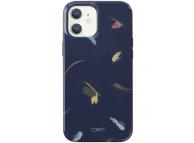 Husa TPU UNIQ COEHL REVERIE pentru Apple iPhone 12 mini, Bleumarin, Blister
