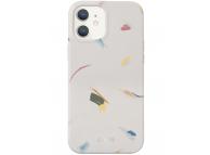 Husa TPU UNIQ COEHL REVERIE pentru Apple iPhone 12 mini, Roz Deschis