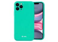 Husa TPU Goospery Jelly pentru Apple iPhone 7 / Apple iPhone 8 / Apple iPhone SE (2020), Verde, Blister