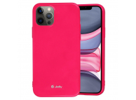 Husa TPU Goospery Jelly pentru Apple iPhone 11, Ciclam, Blister
