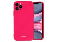 Husa TPU Goospery Jelly pentru Apple iPhone 11 Pro, Ciclam, Blister
