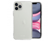 Husa TPU Goospery Jelly pentru Apple iPhone 11 Pro, Transparenta, Blister