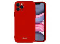 Husa TPU Goospery Jelly pentru Apple iPhone 11 Pro, Rosie, Blister