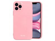 Husa TPU Goospery Jelly pentru Apple iPhone 11 Pro, Roz Deschis, Blister