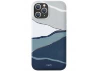 Husa TPU UNIQ COEHL CIEL pentru Apple iPhone 12 / Apple iPhone 12 Pro, Albastra, Blister