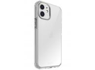 Husa TPU UNIQ Air Fender pentru Apple iPhone 12 mini, AirShock, Transparenta