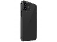 Husa TPU UNIQ Air Fender pentru Apple iPhone 12 mini, AirShock, Gri