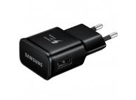 Incarcator Retea USB Samsung, 1 X USB, 15W, Negru, Blister EP-TA20EBENGEU