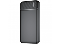 Baterie Externa Powerbank MaXlife MXPB-01, 10000 mA, Standard Charge (5V), 2 x USB, Neagra, Blister