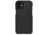 Husa Plastic - TPU UNIQ Combat Antisoc pentru Apple iPhone 12 mini, Neagra