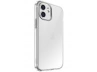 Husa Plastic UNIQ Clarion pentru Apple iPhone 12 mini, Transparenta