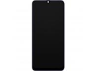 Display - Touchscreen Samsung Galaxy M31, Cu Rama, Negru GH82-22405A