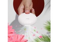 Difuzor Aromaterapie Baseus Flower Shell, Alb, Blister SUXUN-HB02