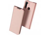 Husa Poliuretan DUX DUCIS Skin Pro pentru Xiaomi Redmi Note 8T, Roz, Blister
