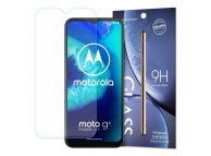 Folie Protectie Ecran OEM pentru Motorola Moto G8 Power Lite, Sticla securizata, 9H, Blister