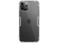 Husa TPU Nillkin Nature pentru Apple iPhone 12 Pro Max, Transparenta, Blister