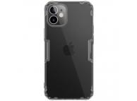 Husa TPU Nillkin Nature pentru Apple iPhone 12 mini, Gri