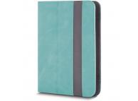 Husa Piele GreenGo Fantasia pentru Tableta 7 - 8 inci, turquoise