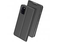 Husa Poliuretan - TPU Nevox VARIO SERIES pentru Samsung Galaxy A42 5G, Gri, Blister