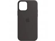 Husa TPU Apple iPhone 12 mini, MagSafe, Neagra, Blister MHKX3ZM/A