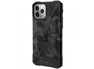 Husa Plastic Urban Armor Gear UAG PATHFINDER pentru Apple iPhone 11 Pro Max, Midnight Camo, Neagra