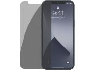 Folie Protectie Ecran Baseus Privacy pentru Apple iPhone 12 Pro Max, Sticla securizata, Set 2buc, 0.3mm, Transparenta SGAPIPH67N-LK02