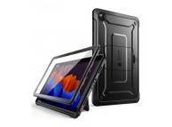 Husa Tableta Plastic - TPU Supcase UNICORN BEETLE pentru Samsung Galaxy Tab A7 10.4 (2020), Neagra, Blister