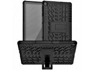 Husa Tableta Plastic - TPU Tech-Protect ARMORLOK Huawei MatePad T 10s, Neagra, Bulk