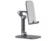 Suport Birou Tech-Protect Z3, pentru Telefon si Tableta, Argintiu