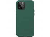Husa Plastic Nillkin Super Frosted pentru Apple iPhone 12 / Apple iPhone 12 Pro, Verde, Blister
