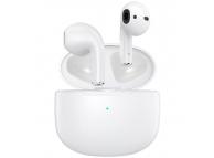 Handsfree Casti Bluetooth Dudao True Wireless U14 Pro, TWS Bluetooth 5.0, Alb