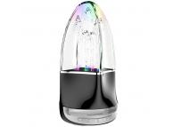 Boxa Bluetooth Dudao Y11, Water Fountain, RGB LED, Neagra, Blister