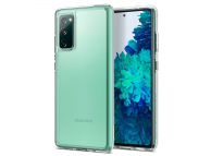 Husa Plastic - TPU Spigen ULTRA HYBRID pentru Samsung Galaxy S20 FE G780, Transparenta, Blister ACS01848