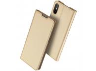 Husa Poliuretan DUX DUCIS Skin Pro pentru Xiaomi Redmi 9A, Aurie