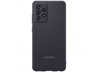 Husa TPU Samsung Galaxy A72 5G A725, Neagra EF-PA725TBEGWW