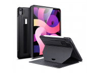 Husa Tableta Poliuretan ESR Sentry Stand pentru Apple iPad Air (2020), Neagra, Blister