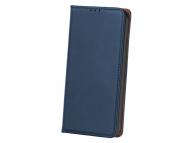 Husa Piele OEM Smart Pro pentru Samsung Galaxy A20e, Bleumarin, Bulk