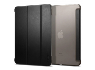 Husa Tableta TPU Spigen Smart Fold pentru Apple iPad Air (2020), Neagra, Blister ACS02050